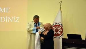 Harran Tıpta Beyaz Önlük Giyme Töreni