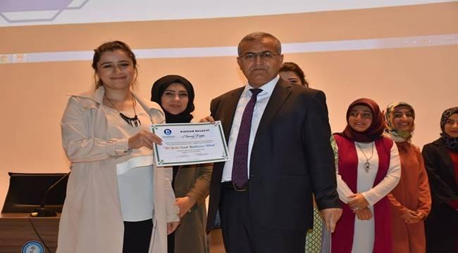 HRÜ'de İktisat Proje Tanıtım Toplantısı Yapıldı
