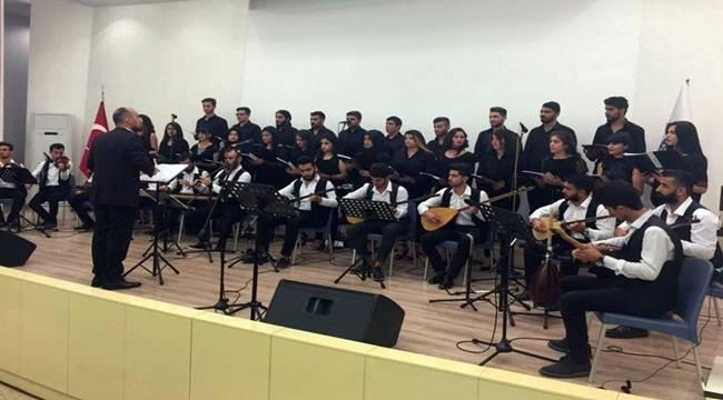 HRÜ Devlet Konservatuvarı 2018-2019 Yılı Açılışı Yapıldı