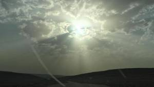 İnsan Siluetli Bulut Görenleri Şaşırttı
