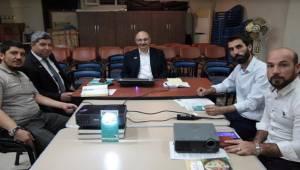 İSOMDER Beşinci Toplantısını Urfa'da Yaptı