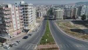 İşte Şanlıurfa Büyükşehir'in Son 4 yıllık Asfalt Karnesi
