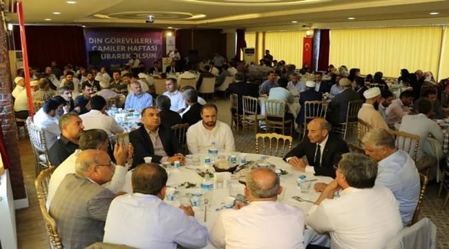 Karaköprü'de Camiler ve Din Görevlileri Haftası Kutlandı