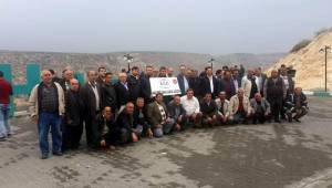 Kilisli Erkekler Halfeti ve Urfa'yı Gezi