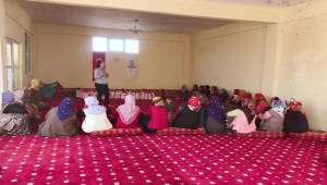 Kırsaldaki Kadınlara Sağlık Eğitimi