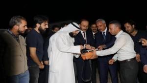Kuveyt Türk Kardeşlik Okulunun Temeli Atıldı