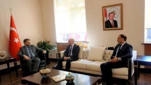 Mar Yapı'dan Büyükelçi Önen'e Ziyaret