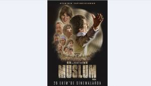 MÜSLÜM Filmin Afişi Yayınlandı