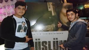 MÜSLÜM Filmine Urfa'dan Yoğun İlgi