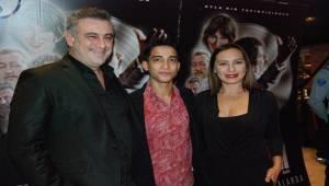 Müslüm Filminin Oyuncuları Urfalılar Bir Araya Geldi