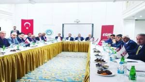 Oda ve Borsa Bölge İstişare Toplantısı Yapıldı