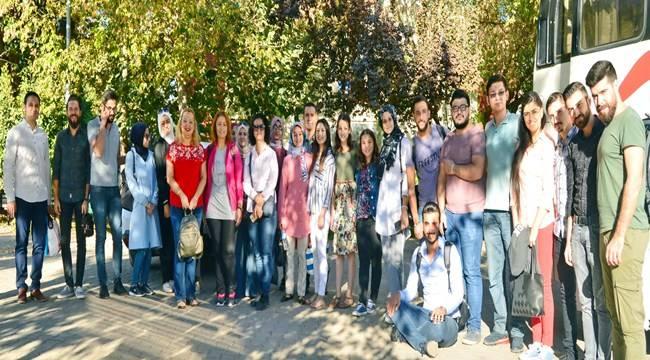 Öğrenciler Sucul Ekosistemi İnceledi