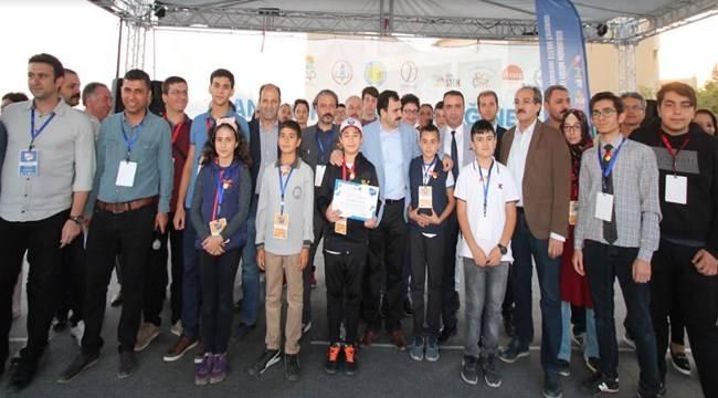 Şanlıurfa Bilim Şenliği Ödülleri Verildi