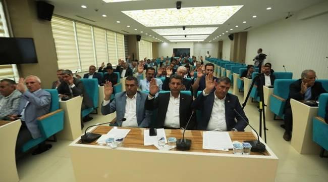 Şanlıurfa Büyükşehir Meclisinden Önemli Karar