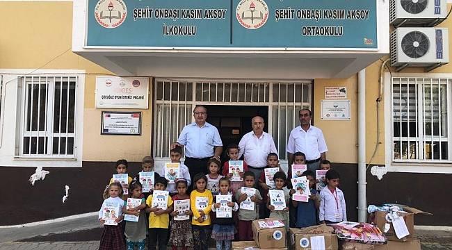Şanlıurfa Türk Ocaklarından Eğitime Destek