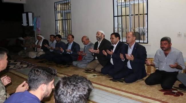 Şehit Kasım Aksoy İçin Mevlit Okutuldu