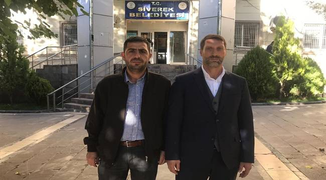 Siverek Belediyesinde İki Kişi Daha İstifa Etti