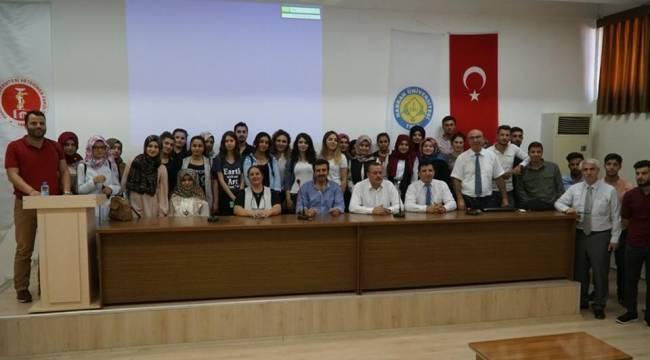 Sosyal Bilimler MYO Öğretim Yılına Başladı