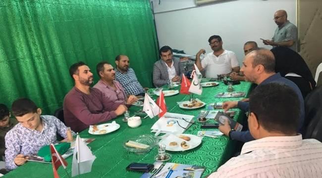 Suriyeli Aydınlar Yeşilay'da