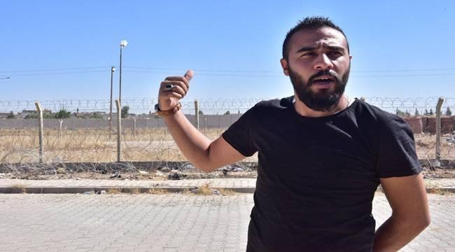 Suriyeli Silo Tek Başına Eylem Yaptı Bakın Ne Söyledi