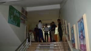 Turan Harran Selamaz İlk ve Ortaokulunu Ziyaret Etti