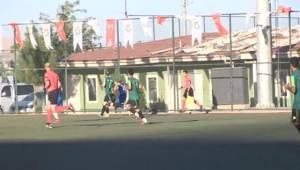 Urfa'da 2018- 2019 Amatör Ligi Başladı