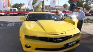 Urfa'da Auto Show Etkinliği Başladı