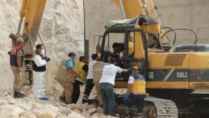 Urfa'da Dinamit Patladı 1 Ölü