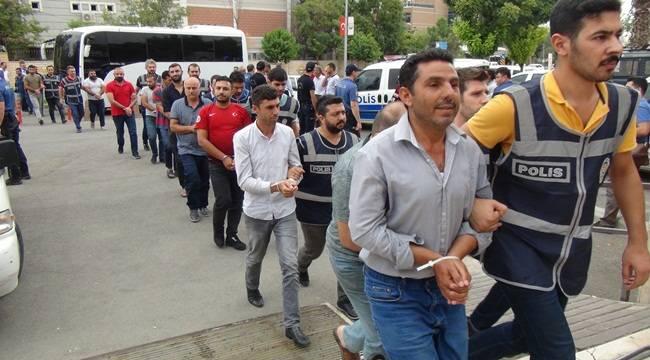 Urfa'da Gözaltı Sayısı Arttı