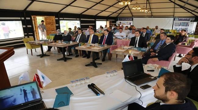 Urfa'da Uclg Mewa Çalıştayı Gerçekleşti
