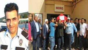 Urfalı Baş Polis Defnedildi