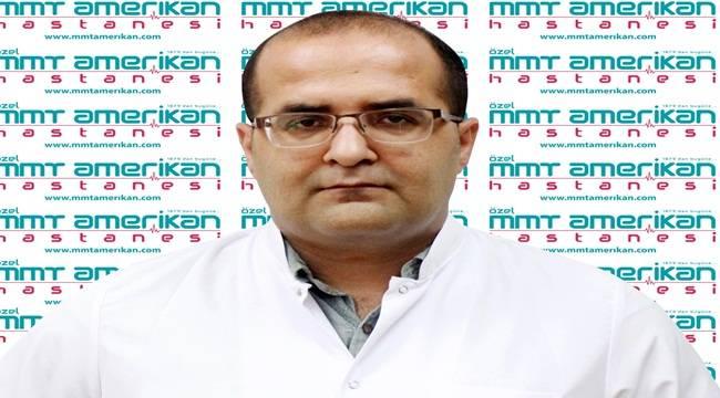 Urfalı Doktor Fatih Demir MMT Hastanesinde