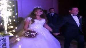 Urfalı Sanatçı Münevver Özdemir Evlendi