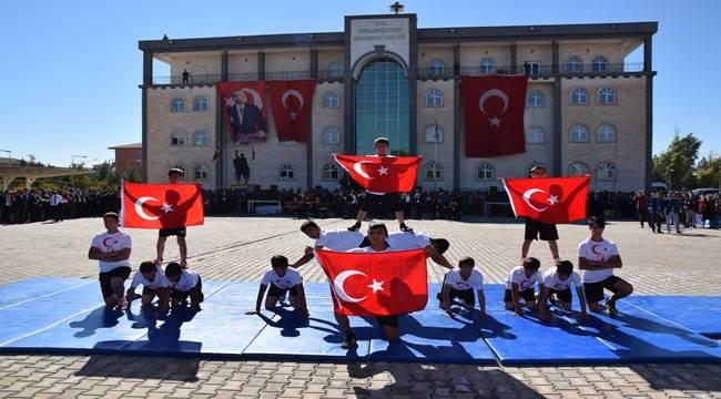 Viranşehir'de Cumhuriyetin 95 Yılı Coşku İle Kutlandı