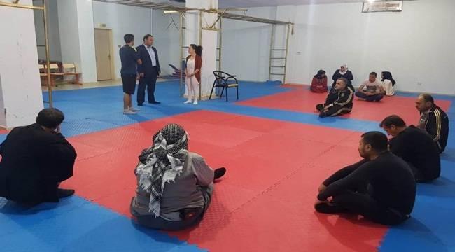 Viranşehir'de TRSM Hastalarına Aktivite Desteği