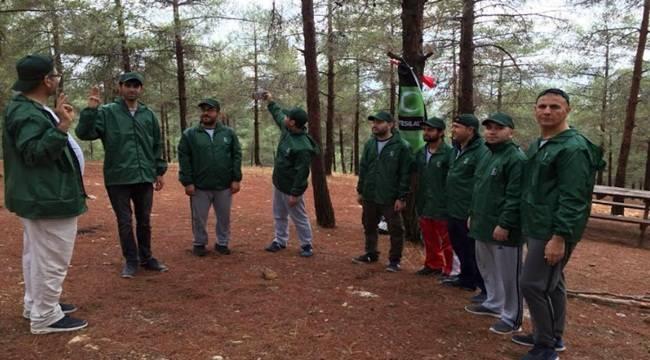 Yeşilaydan Ormana Çıkartma