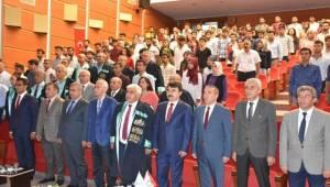 Ziraat Fakültesinde 2018-2019 Eğitim Öğretim Yılı Açıldı