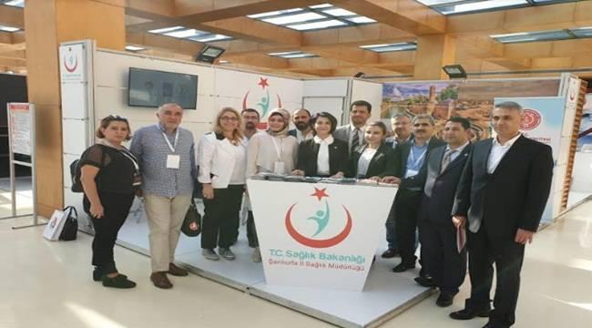 Açanal Sağlık Turizmi Kongresine Katıldı