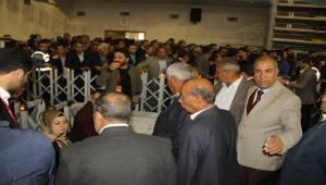 AK Parti Şanlıurfa'da Temayül Yoklaması Yapıldı