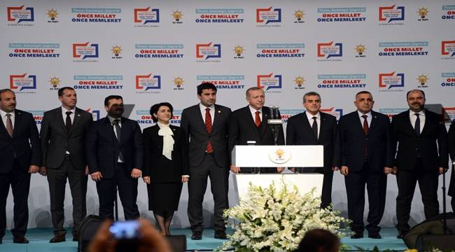 AK Partinin Şanlıurfa Adayı Zeynel Abidin Beyazgül Oldu