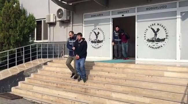 Altın Kaplamalı Muslukları Çalan Hırsızlar Yakalandı