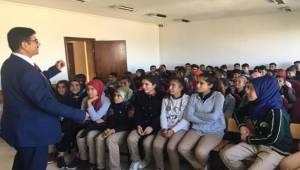 Baraj Lisesi Öğrencilerine Eğitim