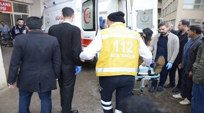 Belediye İşçilerini Taşıyan Kamyonet Takla Attı 6 Yaralı