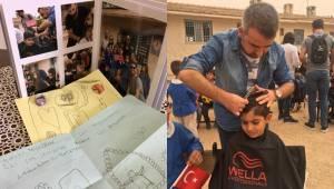 Berberler Güneydoğulu Öğrencileri Tıraş Etti