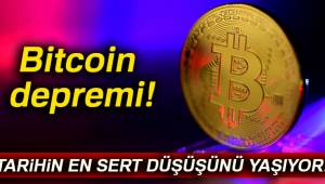 Bitcoin Depremi