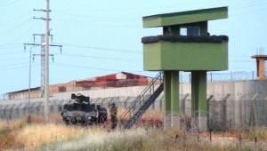 Ceylanpınar'a Taciz Ateşi 1 PKK'lı Öldürüldü