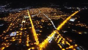 Ceylanpınar Caddeleri Işıl Işıl