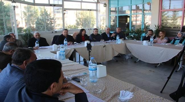 CHP Şanlıurfa'da Toplu İstifa