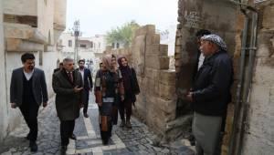 Ekinci Direkli ve Yeni Mahalle'de Talepleri Dinlendi