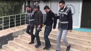 Eyyübiye'de 4 Hırsız Yakalandı